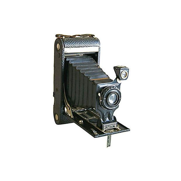Antique Kodak Autographic No.2-C Folding Camera - Image 3 of 7
