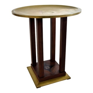 Art Deco Sidetable For Sale