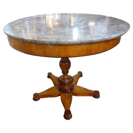 Image of Art Deco Gueridon Tables
