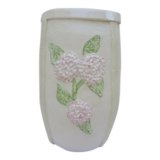 Italian Style Ceramic Garden Stool For Sale