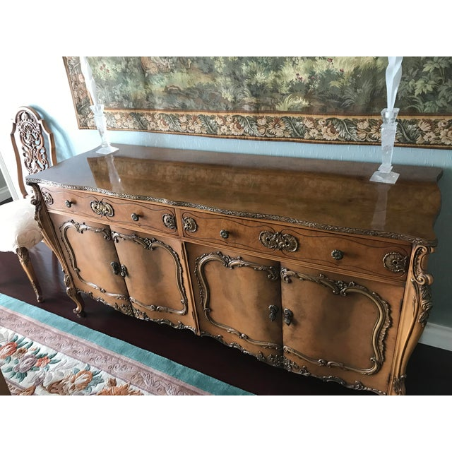 """Louis XV """"Beaucaire"""" Romweber Buffet For Sale - Image 11 of 11"""