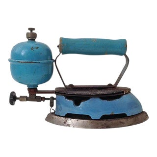 1930s Coleman Gas Iron Prop