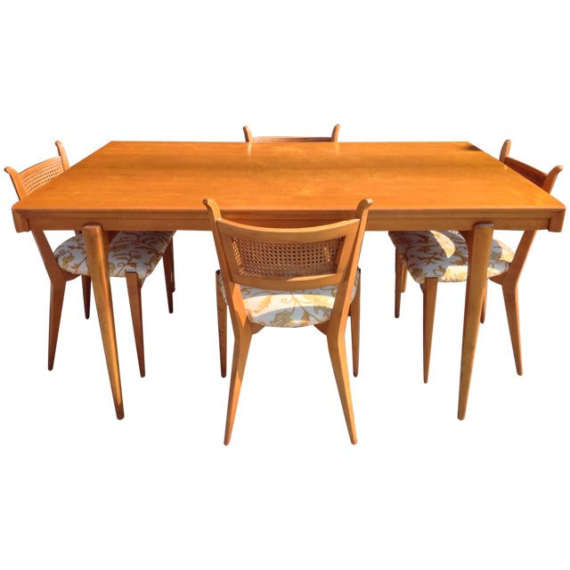 1950's Edmond J. Spence Dining Set - Image 1 of 10