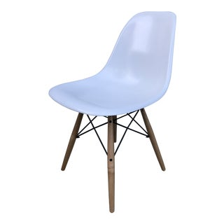 Early 21st Century Modernica 'Case Study' Shell Dowel Leg Side Chair For Sale