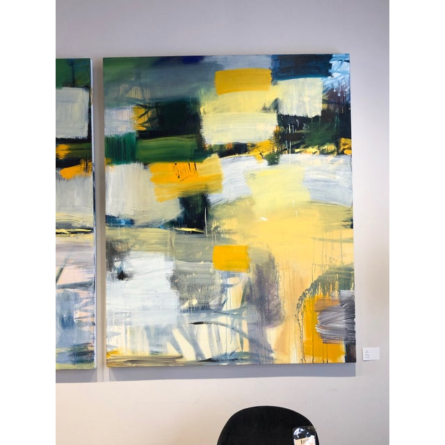 Original Diptych Painting - 2 Pieces For Sale - Image 4 of 5