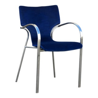 Vintage Strada Side Chair by Bernhardt Design For Sale