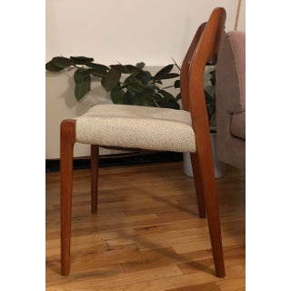 Vintage Mid Century Danish Modern Niels Otto Moller Dining Chairs- a Pair Preview