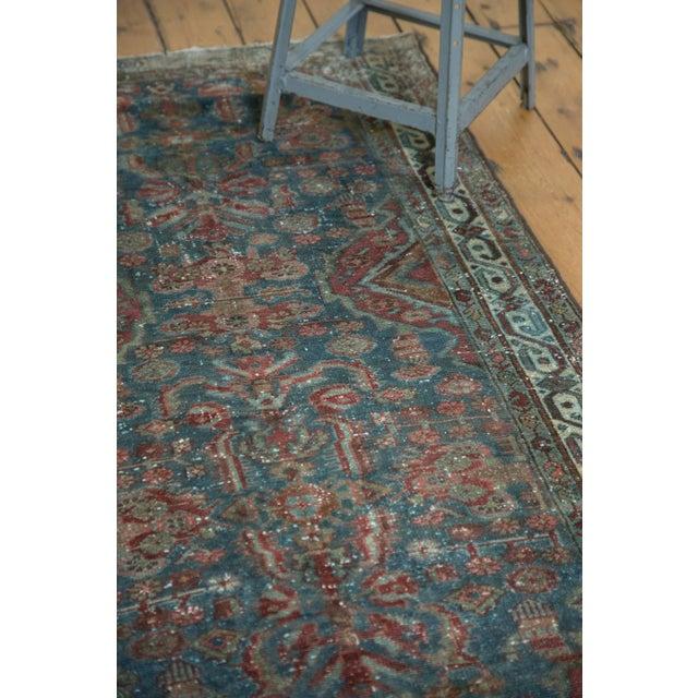 "Vintage Northwest Persian Rug Runner - 3' X 8'6"" For Sale - Image 9 of 11"