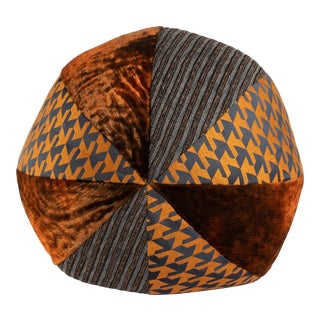 ReWeave L.A. Round Pillow For Sale