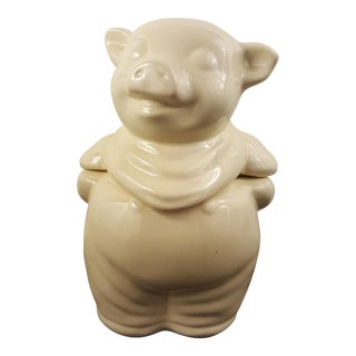Shawnee Smiling Pig Cookie Jar