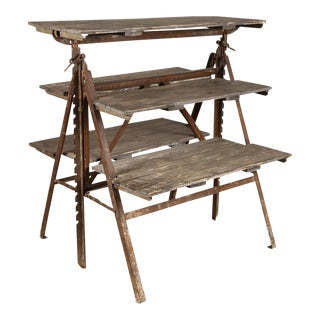 Early 19th Century Belgian Stacking Shelf For Sale