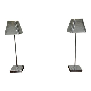 "Vintage ""Igor Paris"" Table Lamps - a Pair For Sale"