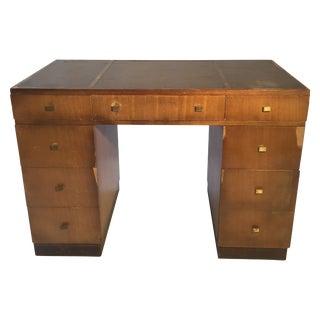 1950s Dunbar Desk For Sale