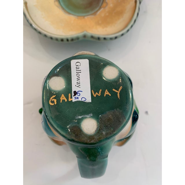 Handmade Pottery by Julia Galloway -Set of 3 For Sale - Image 12 of 13