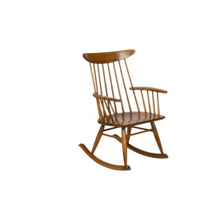 Conant Ball Maple Rocking Chair