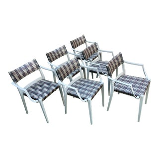 Philippe Stark Play Chairs- Set of 6 For Sale