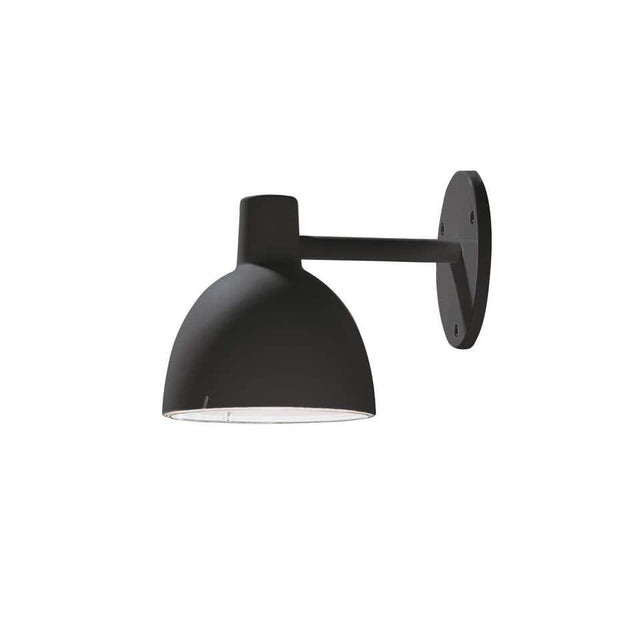 Not Yet Made - Made To Order Louis Poulsen 'Todbold' Outdoor Wall Light in Black For Sale - Image 5 of 5
