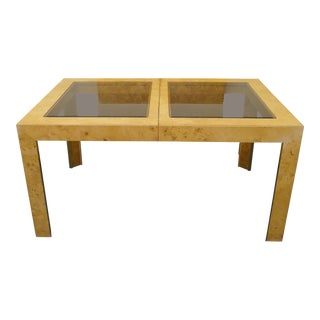 20th Century Contemporary Thomasville Furniture Dining Table For Sale