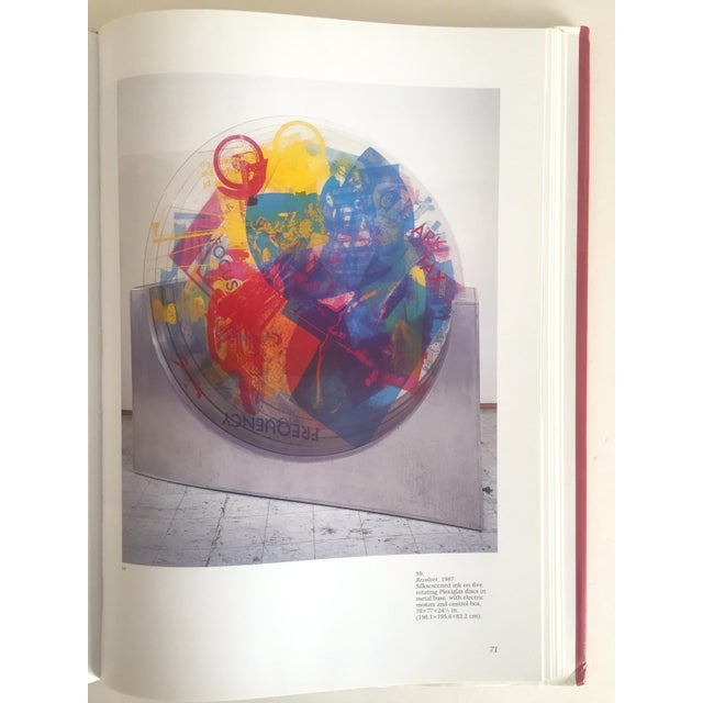 """""""Robert Rauschenberg"""" 1st Edition Vintage 1999 Collector's Art Book For Sale In New York - Image 6 of 11"""