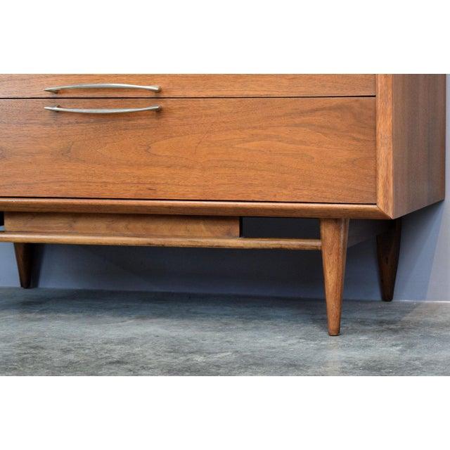 On Hold - Kent Coffey Walnut Highboy Dresser - Image 8 of 11