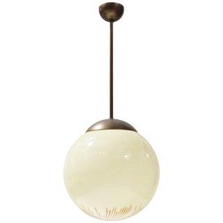 Anemone Pendant by Venini For Sale