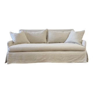 The Lucy Slip Cover Sofa For Sale