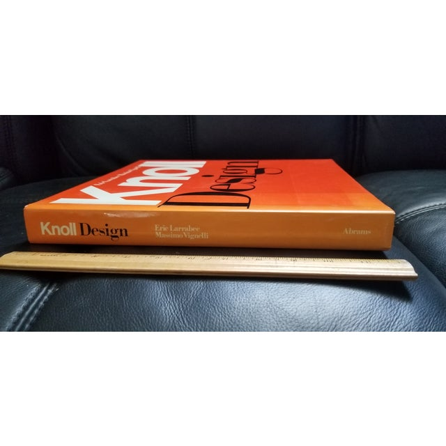 """""""Knoll Design"""" Coffee Table Book For Sale - Image 9 of 11"""