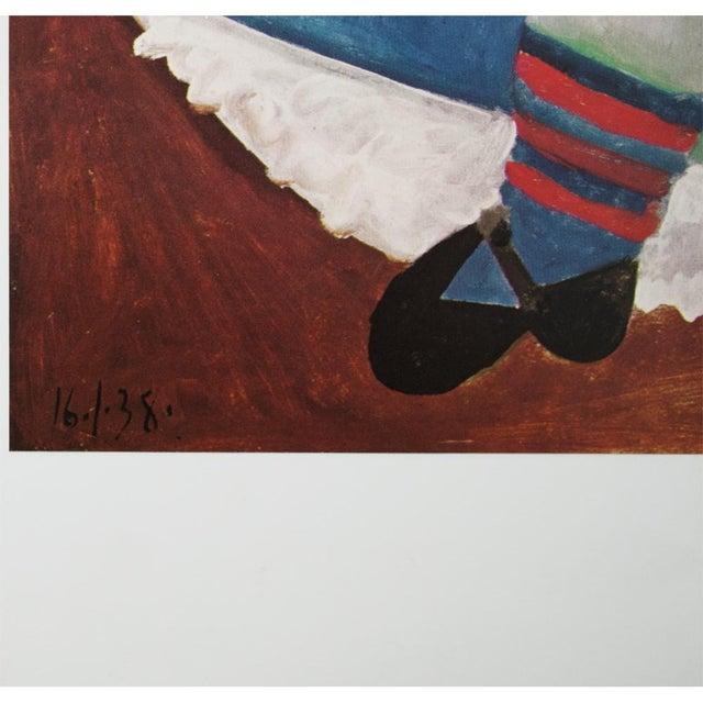 1970s Picasso Portrait De Maya à La Poupée, 1971 Parisian Photogravure For Sale - Image 5 of 9