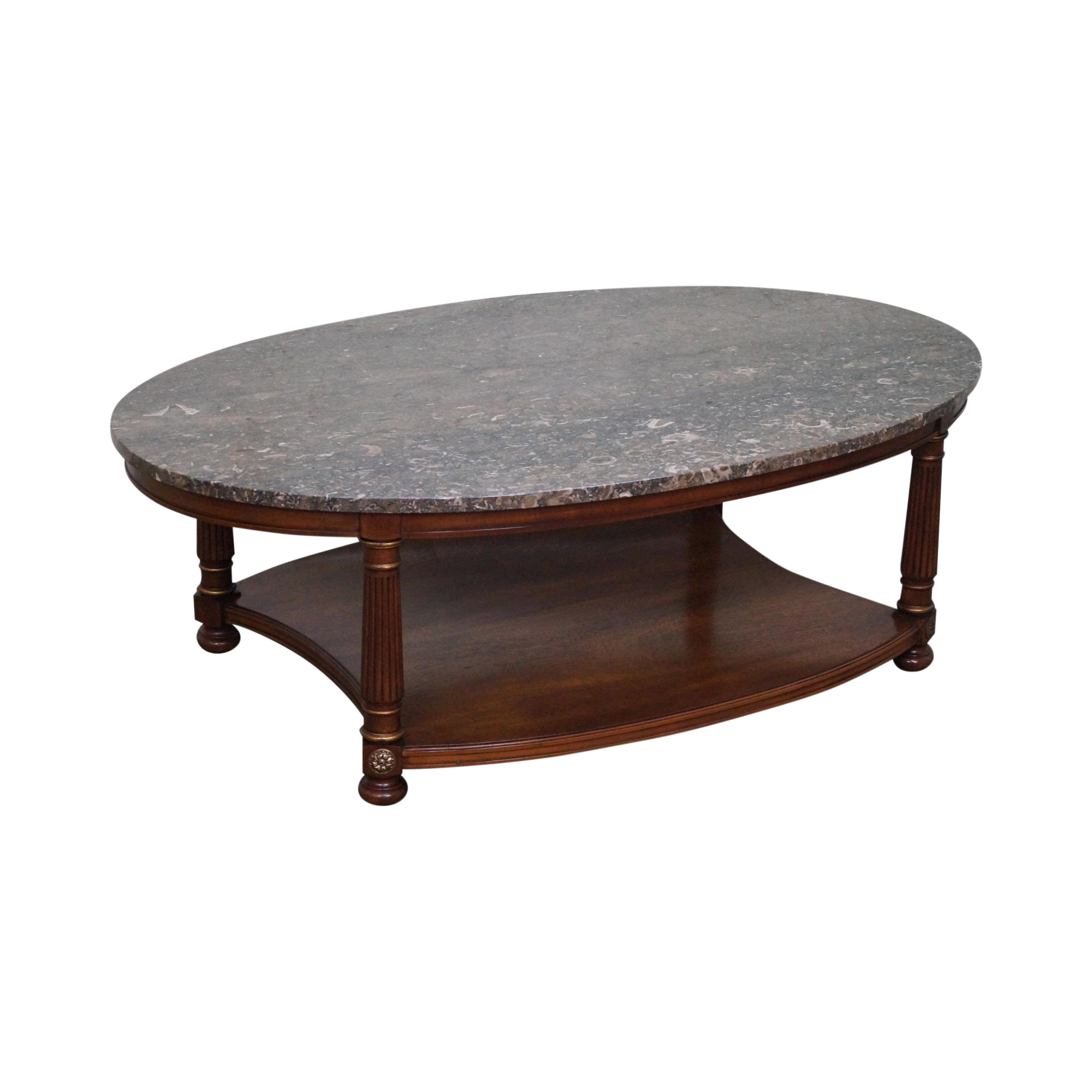 Beau Heritage French Empire Style Coffee Table