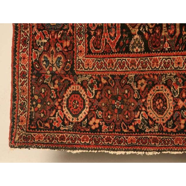 Islamic Antique Persian Bidjar Rug - 4′ × 6′4″ For Sale - Image 3 of 10