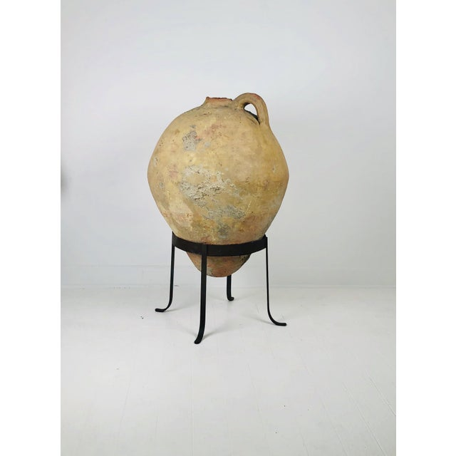 Large One Handled Amphora, Spain For Sale - Image 4 of 8