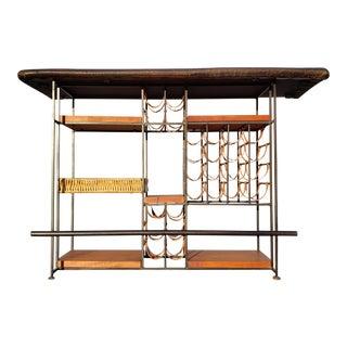 1960s Arthur Umanoff Dry Bar For Sale