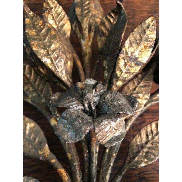 17th Century Italian Silver & Gold Gilt Metal 11 Light Candelabrum For Sale - Image 12 of 13