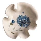 Image of Cornflower Primavera Porcelain Bowl For Sale
