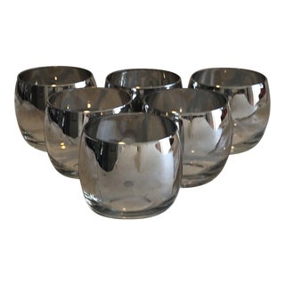 Dorothy Thorpe Roly Poly Bar Glasses - Set of 6
