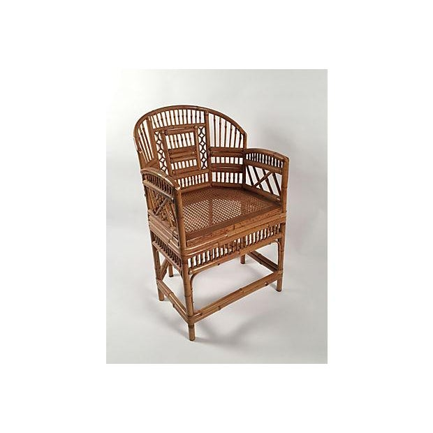 1960's Brighton Bamboo Chair - Image 6 of 7