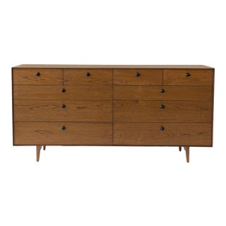 George Nelson for Herman Miller Thin Edge Dresser For Sale
