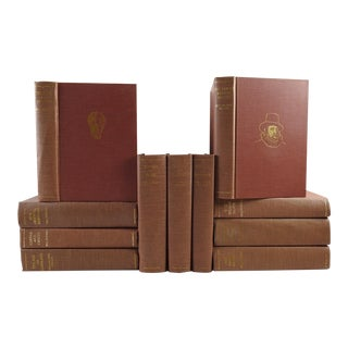Durant's Story of Civilization - Set of 11 For Sale