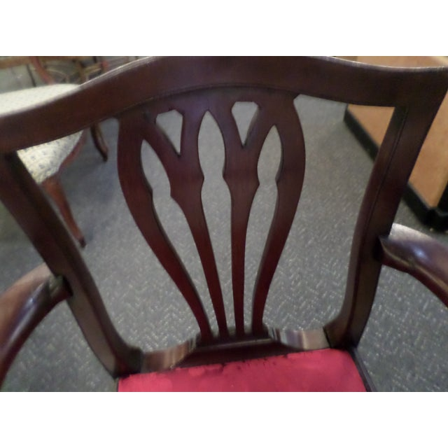 Children's George III Mahogany Child's High Chair For Sale - Image 3 of 7