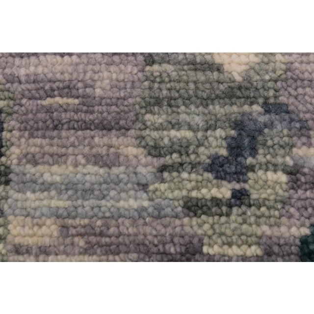 Contemporary Turkish Oushak Evelia Rug - 8′8″ × 11′8″ For Sale In New York - Image 6 of 8