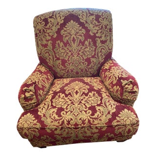Ethan Allen Classic American Armchair For Sale