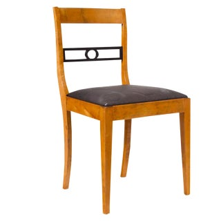 Early 20th Century Swedish Biederemeier Side Chair For Sale