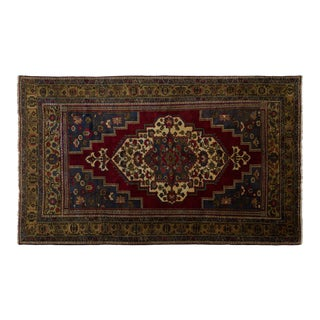 Turkish Anatolian Red Blue 7'1'' X 11'10'' For Sale