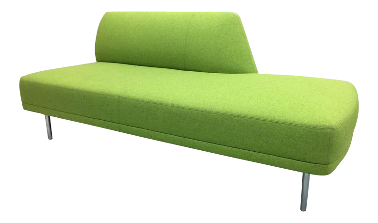 Italian Design Mid Century Style Sofa, Love Seat And Bench For Sale