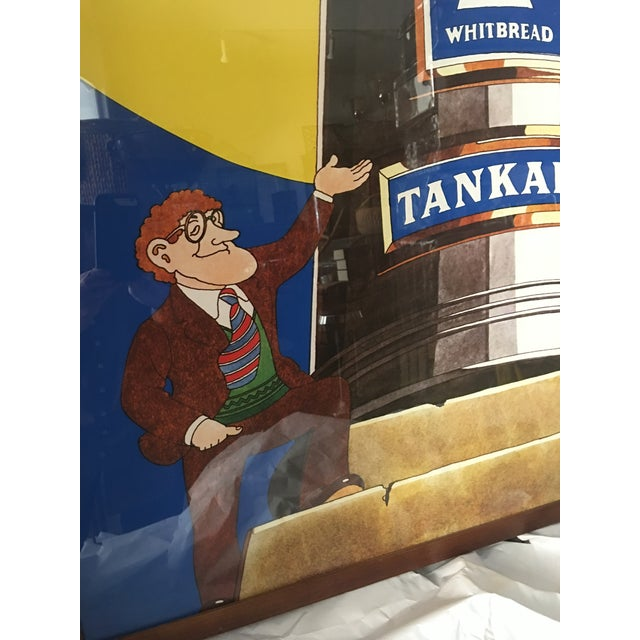 Original English Whitbred Tankard Ales Poster - Image 8 of 11