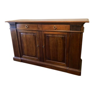 20th Century Federal Henredon Registry Collection Sideboard For Sale