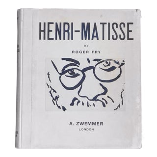 1935 Henri-Matisse Coffee Table Book
