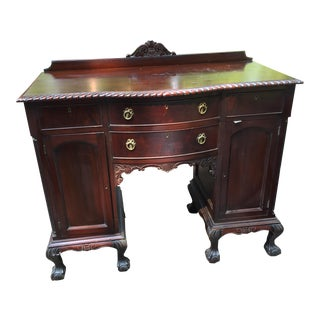 1910 Antique Victorian Sideboard