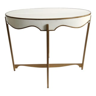 Gabby Trudy Oval Side Table