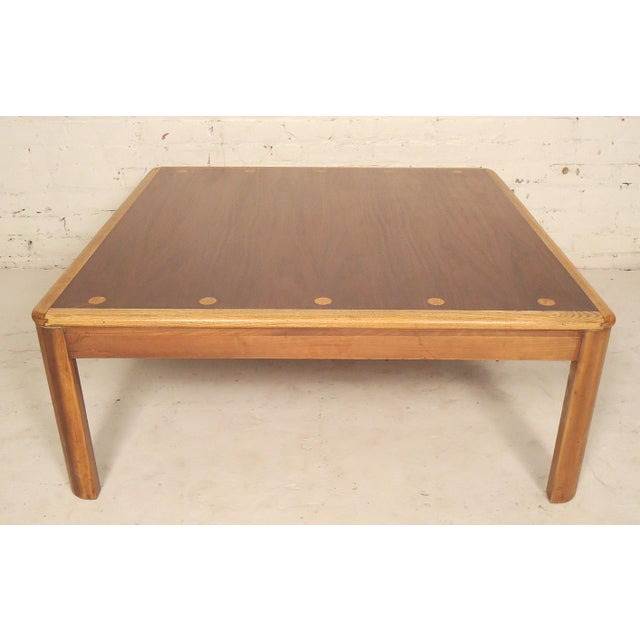 1960s Lane Table With Inlay For Sale - Image 5 of 5